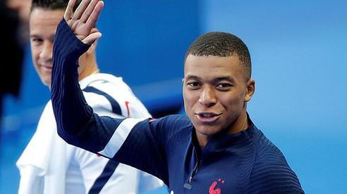 Mbappe nhiễm Covid-19, tuyển Pháp và PSG đối đầu gay gắt