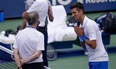 CĐV của tay vợt Djokovic dọa giết nữ trọng tài
