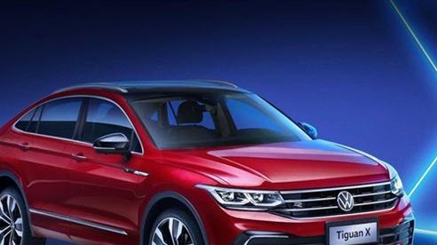 Volkswagen Tiguan X sẽ được ra mắt tại Trung Quốc