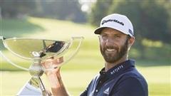 Vô địch FedEx Cup, Dustin Johnson ẵm 15 triệu USD