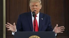Ông Trump gọi đối thủ Biden là 'tay sai' của Trung Quốc, hứa sẽ thu hẹp đáng kể quan hệ kinh tế Mỹ - Trung