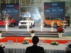 Thaco làm lễ xuất xưởng dòng xe Kia Seltos với ba phiên bản