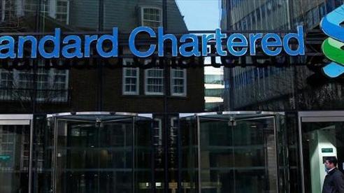 Standard Chartered nhận án phạt kỷ lục ở Ấn Độ