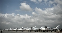Những điều chưa biết về căn cứ không quân của Nga ở Syria