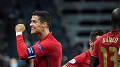 Cristiano Ronaldo ghi 101 bàn cho tuyển Bồ Đào Nha như thế nào?