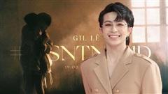 Gil Lê vừa tung hashtag tựa đề MV và ảnh poster ôm ai đó, fan đồng loạt gọi tên... Linh!