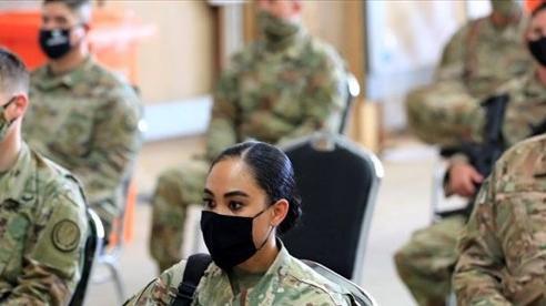 Trong tháng 9, Mỹ giảm gần nửa hiện diện quân sự tại Iraq