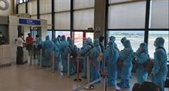 Phối hợp đưa hơn 230 công dân từ Đài Loan về nước