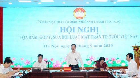 Làm rõ hơn mối quan hệ giữa Đảng với Mặt trận trong Luật MTTQ Việt Nam