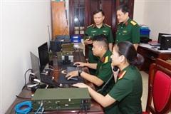 Xây dựng ngành Cơ yếu Quân đội vững mạnh, chính quy, hiện đại