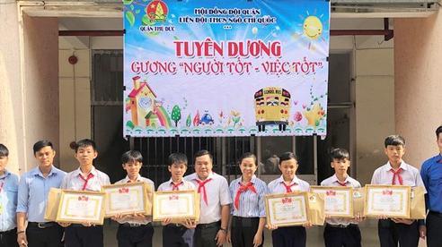 Bổ sung hình thức 'Thư khen' cho học sinh tiểu học