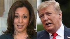 Tổng thống Trump chỉ trích 'phó tướng' của Joe Biden
