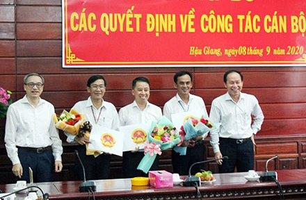 Lần đầu tiên Bộ TT&TT biệt phái cán bộ về giúp địa phương phát triển CNTT
