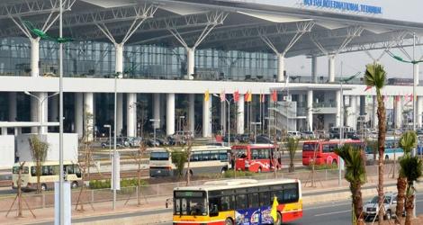 Tập trung hoàn thiện phương án quy hoạch tổng thể Cảng hàng không Nội Bài