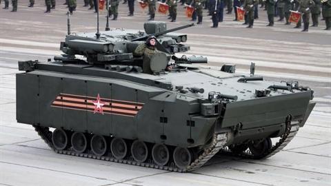 Mỹ nghĩ Nga buộc phải ngừng phát triển Kurganets-25?