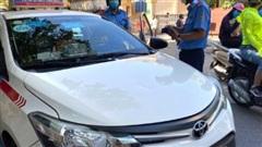 Hà Nội tăng cường kiểm tra, xử lý taxi vi phạm trên địa bàn thành phố