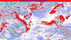 Miền Bắc sắp mưa to, cảnh báo giông, lốc, sét, gió giật mạnh