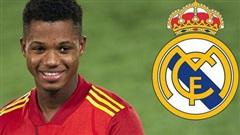 Real Madrid bất ngờ nổ 'bom tấn' Ansu Fati