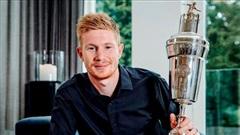 Vượt mặt các ngôi sao De Bruyne giành giải thưởng Cầu thủ xuất sắc nhất năm của PFA