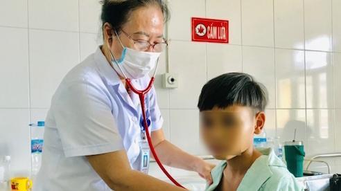 Trẻ bị tiêu chảy đưa đi thầy cúng chữa và kết đắng