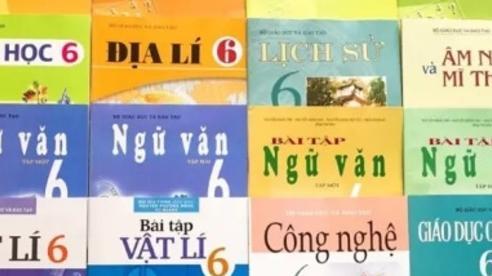 Bộ SGK lớp 6 khan hiếm bị 'cò' hét giá 900 nghìn đồng: NXB Giáo dục Việt Nam nói gì?
