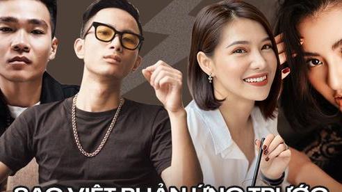 Sao Vbiz phản ứng trước tin đồn ẩu đả: Uyên Linh làm rõ vụ đánh ghen sau 2 năm, Rhymastic - Wowy công khai luôn ảnh hậu trường