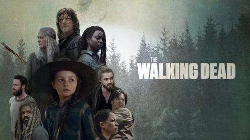 Series đình đám 'The Walking dead' sẽ kết thúc sau 11 mùa phim