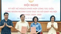 Năm học 2020-2021: Ngành Giáo dục Hà Nội quyết tâm thực hiện thắng lợi 'nhiệm vụ kép'