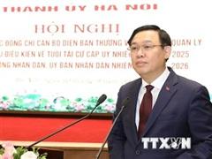 Hà Nội: Gần 100 cán bộ không đủ điều kiện về tuổi tái cử cấp ủy