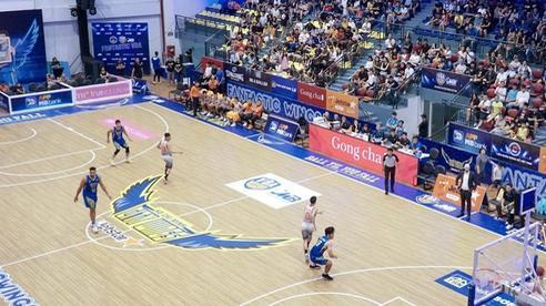 Sân nhà Hochiminh City Wings không phải nơi tổ chức thi đấu tập trung của VBA 2020