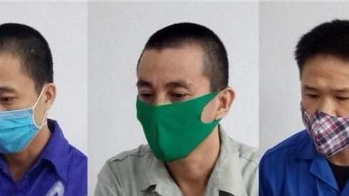 Bị lừa vác heroin qua biên giới ở Móng Cái, 4 cửu vạn báo công an