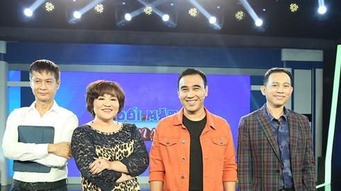MC Quyền Linh và Lê Hoàng tiếp tục tranh cãi gay gắt trên sóng truyền hình