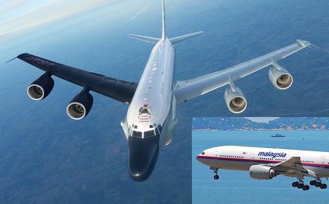 Nguy hiểm: Trinh sát cơ Mỹ do thám TQ bắn tên lửa nhưng lại 'đội lốt' máy bay Malaysia!