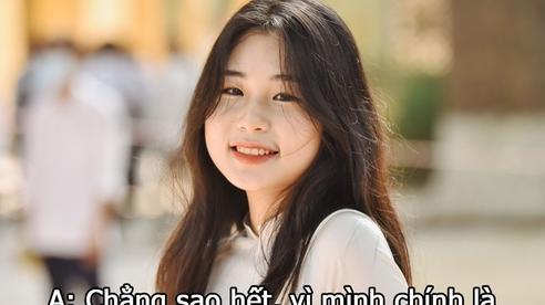 Tám nhanh với trai xinh gái đẹp THPT Phan Đình Phùng (Hà Nội), độ mặn mà đứng thứ mấy trong các trường đây?