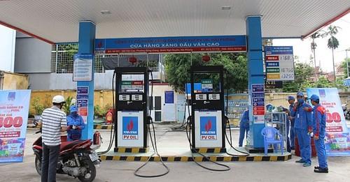 Từ 15h hôm nay (11/9), giá xăng, dầu đồng loạt giảm