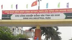 Bộ Công an xem xét, giải quyết tố cáo về Khu Công nghiệp Đồng Văn II
