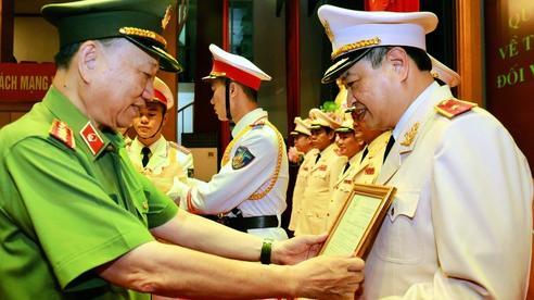 Giám đốc Công an tỉnh Thanh Hóa được thăng thiếu tướng