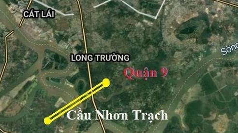 Đầu tư 2200 tỷ xây cầu Nhơn Trạch nối TP.HCM - Đồng Nai