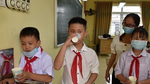 Công ty CP TM DV Edugroup Việt Nam: Lan tỏa ý nghĩa 'nước uống tinh khiết tới học đường'
