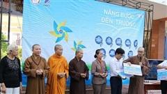 Tiền Giang: Nâng bước đến trường cho học sinh huyện Châu Thành