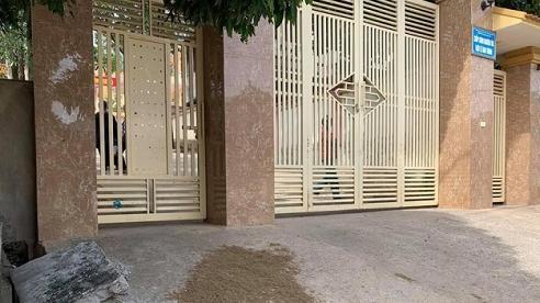 Sập tường trước cổng trường, học sinh lớp 5 tử vong: Nhân chứng kể lại giây phút nam sinh gặp nạn