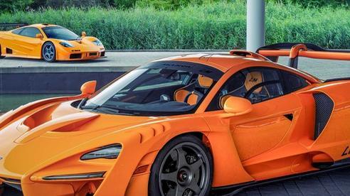Trình làng McLaren Senna LM siêu độc: Chỉ 5 người được mua, nhiều chi tiết mạ vàng