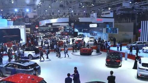 Tháng 'Ngâu', doanh số bán ô tô tại Việt Nam tiếp tục giảm