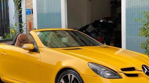 Mercedes-Benz SLK đình đám một thời nay rẻ như Kia Cerato dù chỉ chạy 5.000km mỗi năm