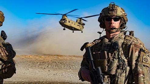 Mỹ rút quân khỏi Iraq-Afghanistan: Ông Trump hứa là làm
