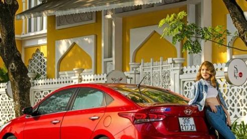 Hyundai Accent vẫn dẫn đầu doanh số bán trong tháng 8 của TC MOTOR