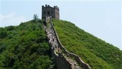 Dân mạng Trung Quốc tranh cãi gay gắt vềbản sao Vạn Lý Trường Thành