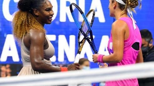 Thua sốc 'Super Mom' của Belarus, Serena Williams mất cơ hội giành Grand Slam thứ 24