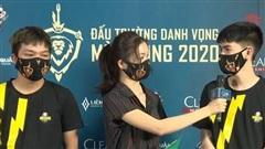 Team Flash nhận thất bại đầu tiên ở ĐTDV mùa Đông 2020