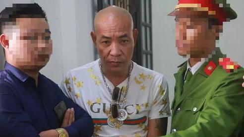Dũng 'trọc' bị tạm giữ vì sử dụng ma túy